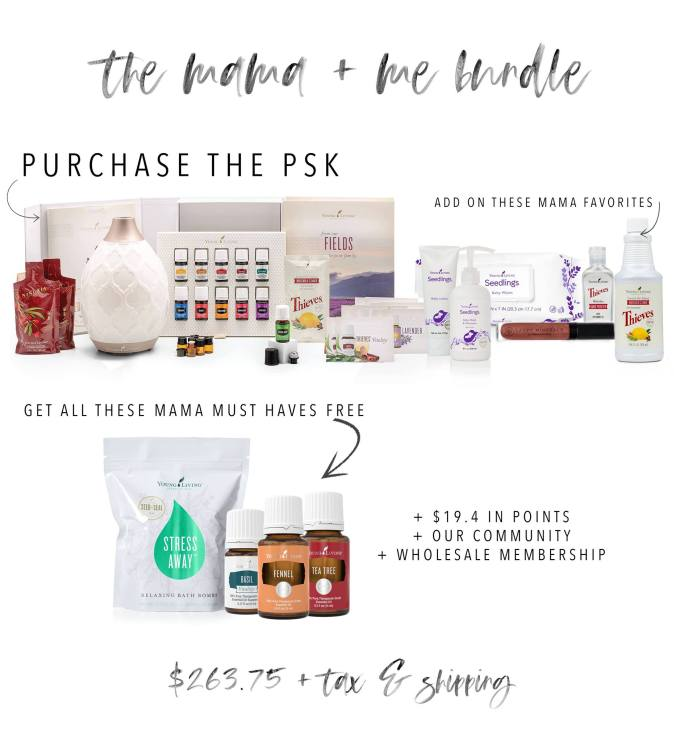 April Mama + Me Bundle